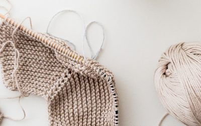 Benefits of Using Knitting to Unwind